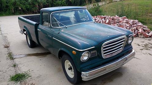 1964 Studebaker Champ Truck