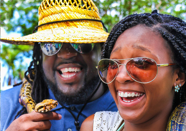St-Lucia-Photography-Couples-Shoot-Snake