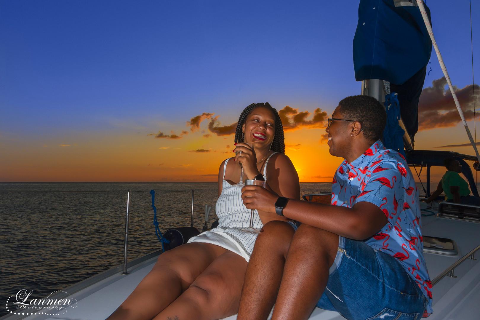 Saint Lucia Engagement Photography Shoot