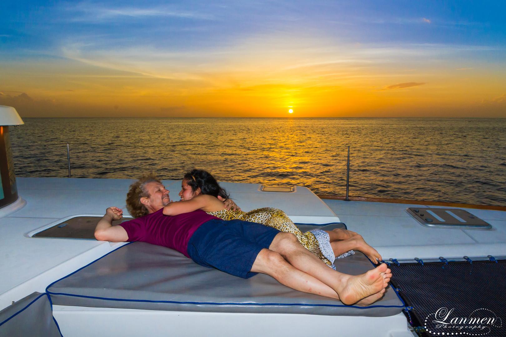 Saint Lucia Private Catamaran Engagement