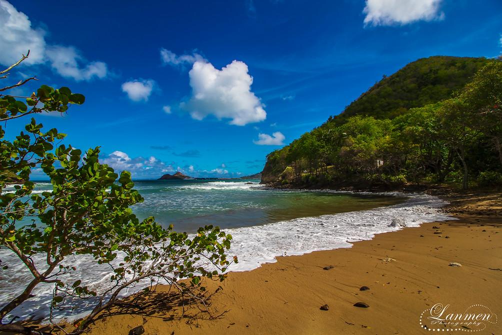 Saint Lucia Landscape Photogaphy Beach T