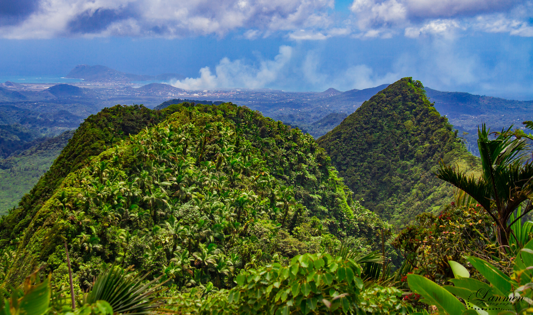 Saint Lucia Landscape Photogaphy Vieux F