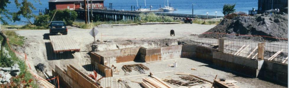 museum construction site