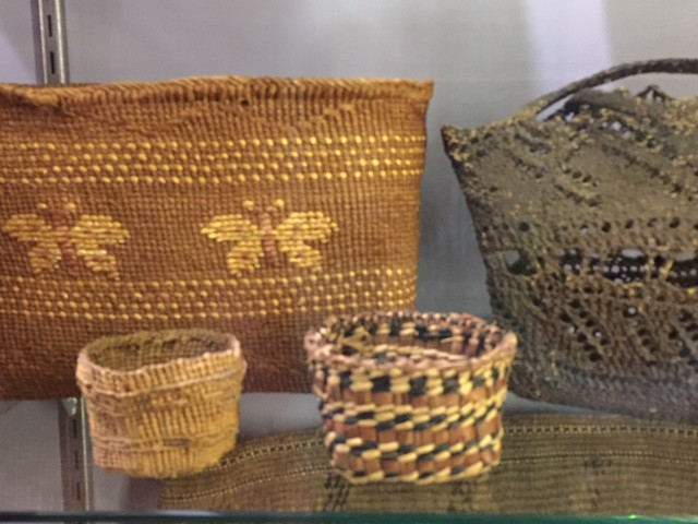 Native People, Native Places_baskets