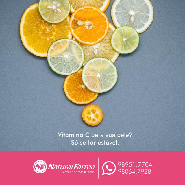 Vitamina C Natural Farma