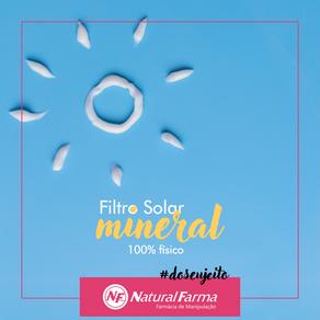 Filtro Solar Mineral