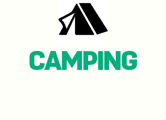 CAMPING - Home Learning Pack (Weekly Purchase Edition)