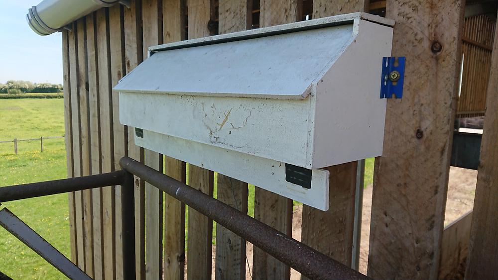 The swift box