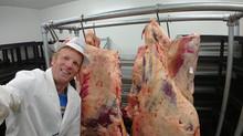 Butchery now on farm