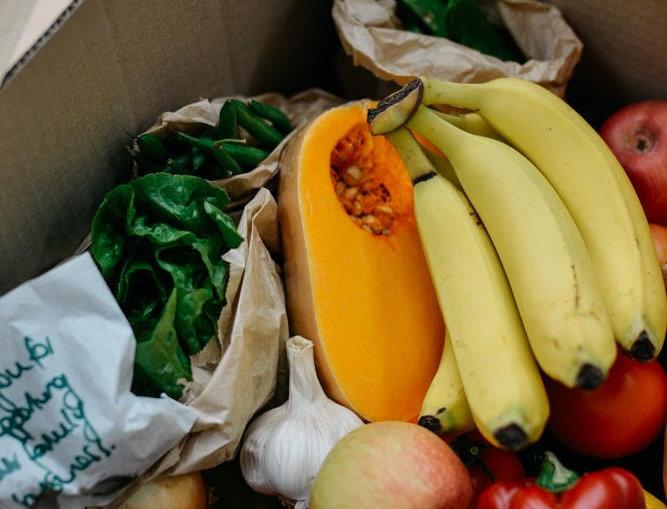Fruit & Vegetable Box - Delivered