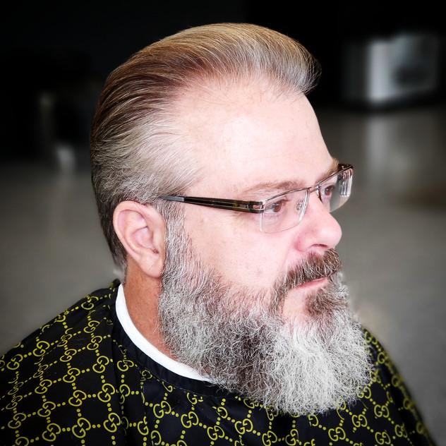 classic + beard