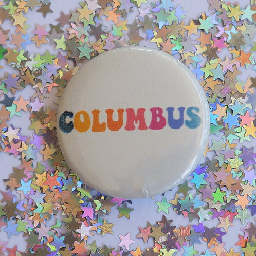 Columbus Button