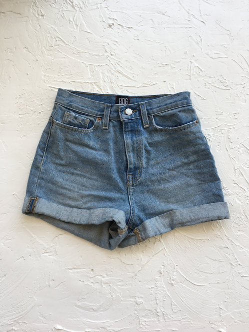 Denim Shorts - BDG 26in