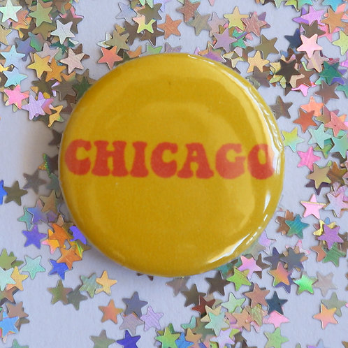 Chicago Button