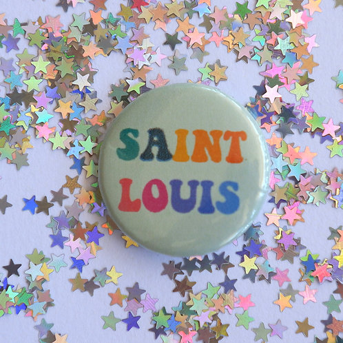 Saint Louis Button