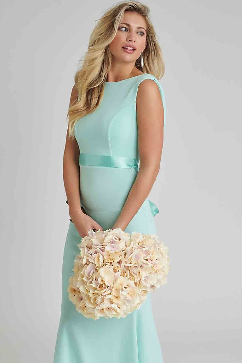 Saint A Turquoise Eris Bridesmaid Dress