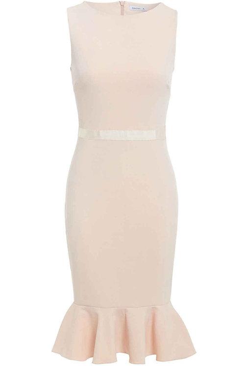 Saint A Melissa Nude Dress