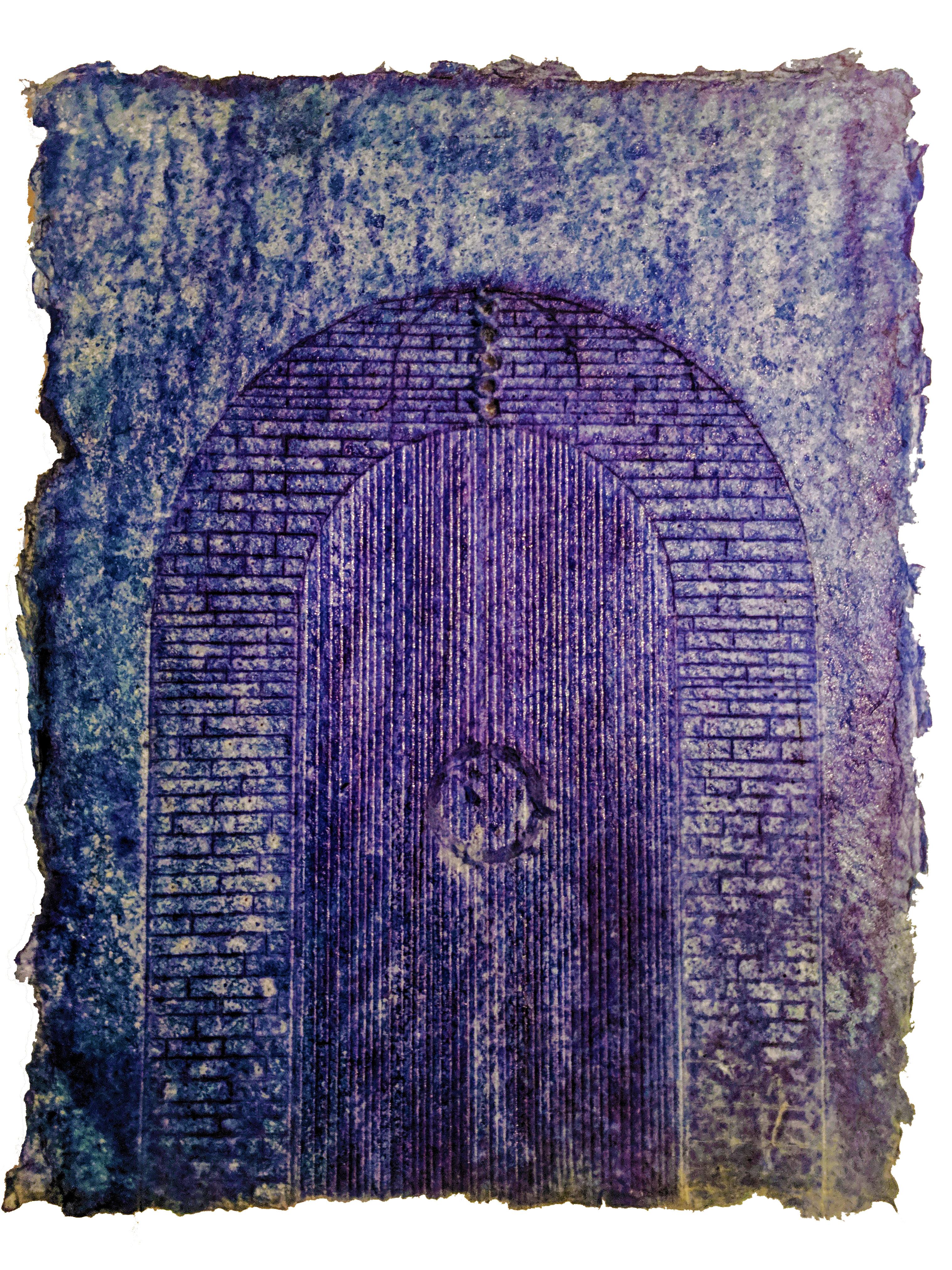 Blue Marakech Entrance 1.0