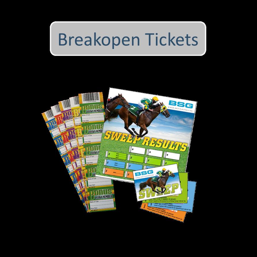 Breakopen Tickets