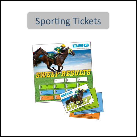 Sporting Tickets