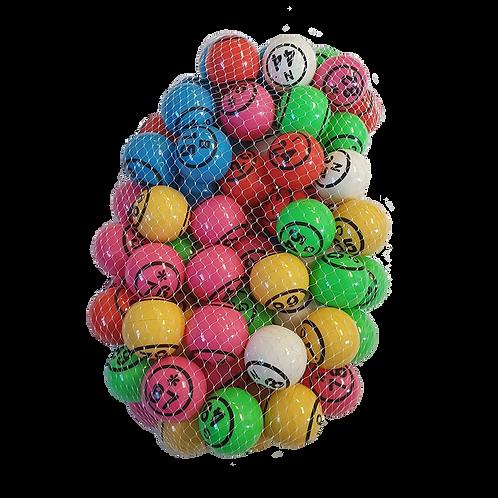 Wholesale Ping Pong Bingo Balls 1-90