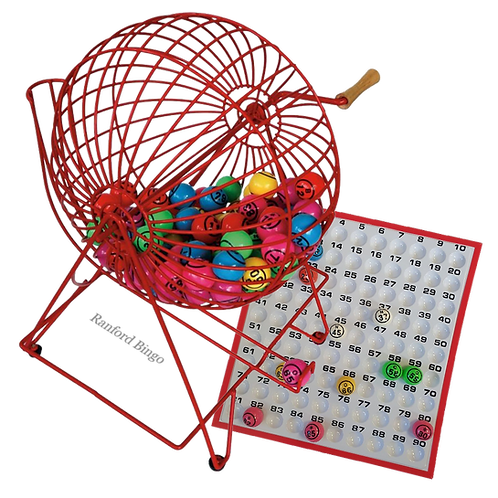 Large Bingo Set