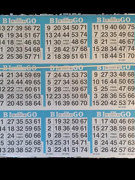 American Bingo 9on