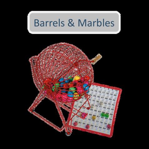 Barrels & Marbles