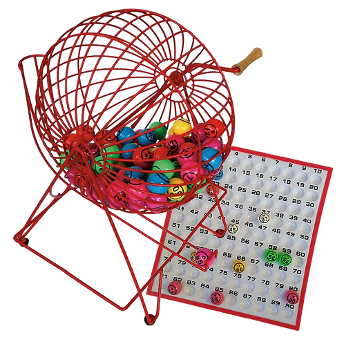 Wholesale Large Bingo Set