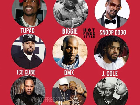 Hip Hop Greats With No Grammy