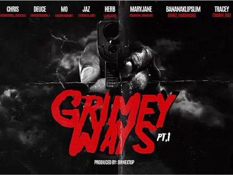 DH Up Next - Grimmy Ways ( Street Musical )
