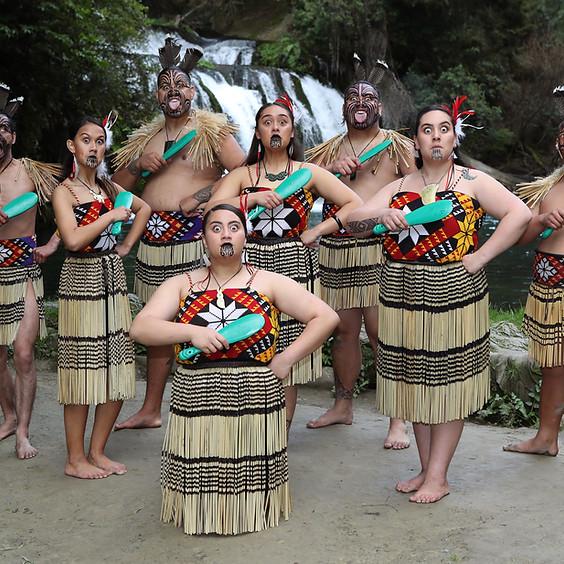 Kapa Haka Performance: Kahurangi Māori Dance Theatre