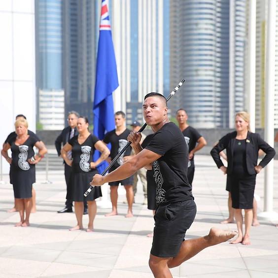 Kapa Haka Performance: Ngāti Koraha