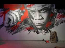 Basquiat Guggemheim Abu Dhabi project