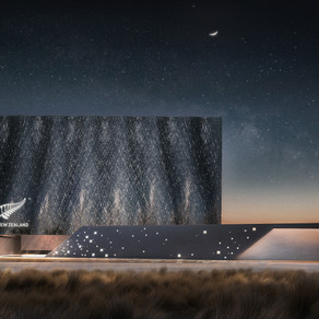 First look at New Zealand pavilion for Expo 2020