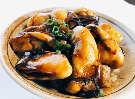 牡蠣煮御膳