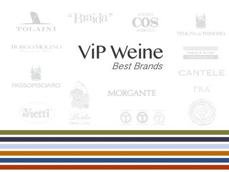 Neue Imagebroschüre mit den Best Brands aus Italien