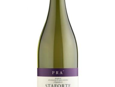 PRÀ in der Liste der 100 besten Weingüter der Welt / 3 Gläser für Staforte