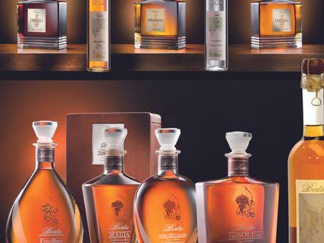 ProWein: Grappa für Champions: Distillerie Berta