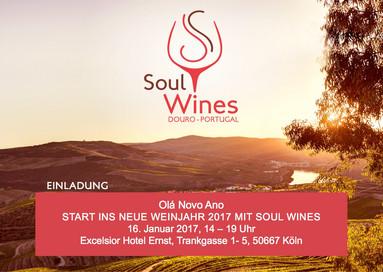 Mit Soul Wines ins Neue Jahr!