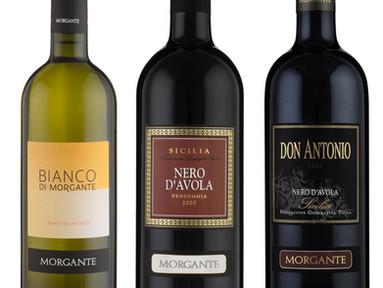 Wine Advocate: Freude bei MORGANTE