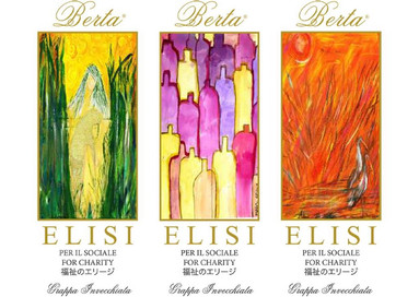 DISTILLERIE BERTA: Sozialprojekt mit Grappa Elisi