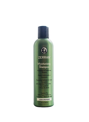 ZREF - Moisturizing Shampoo 60ml, 240ml