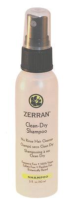 ZCDS - CIean-Dry Shampoo 60 ml, 240 ml
