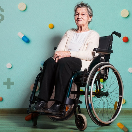 Courier | The Alarming Reality of America's Elder Care Crisis
