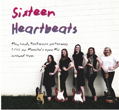 Sixteen Heartbeats