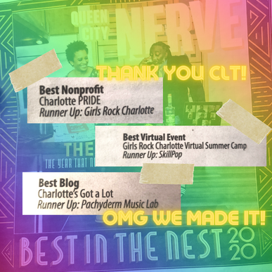 Holy Moses, We Won Best in the Nest!!!