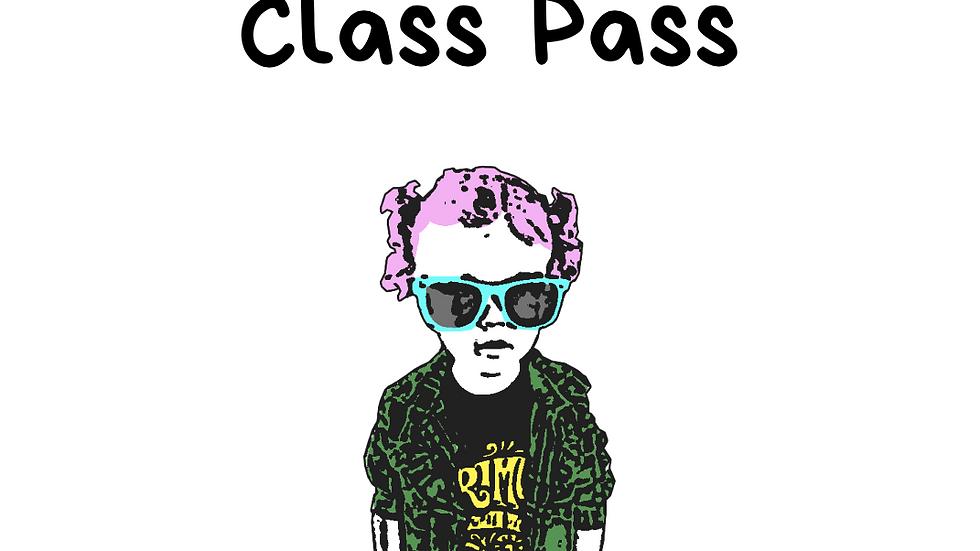 BabyPUNK Class Pass