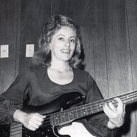 These Boots Are Made for Walking Carol Kaye Bass