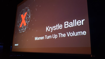 Women Turn Up The Volume TEDx